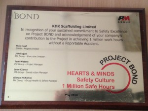 Project Bond Award